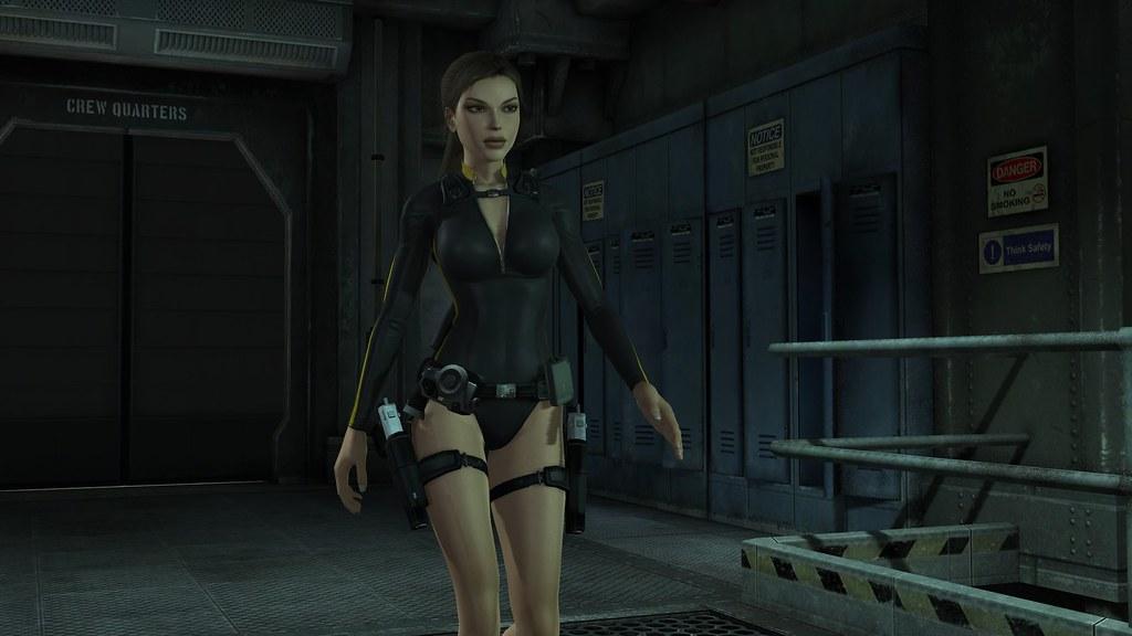 Tomb Raider Yeraltı Dünyası - Lara Mayo