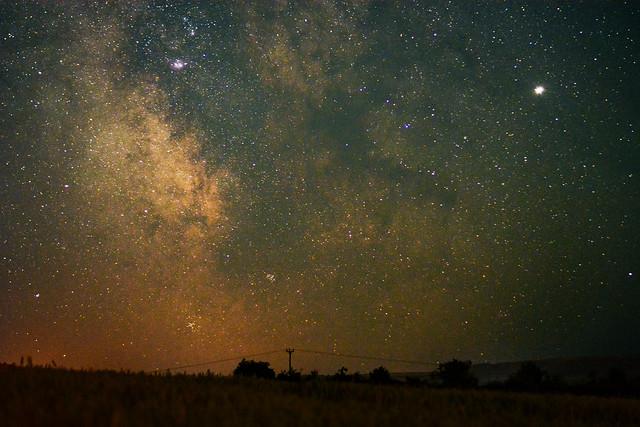 Milky Way Core @50mm