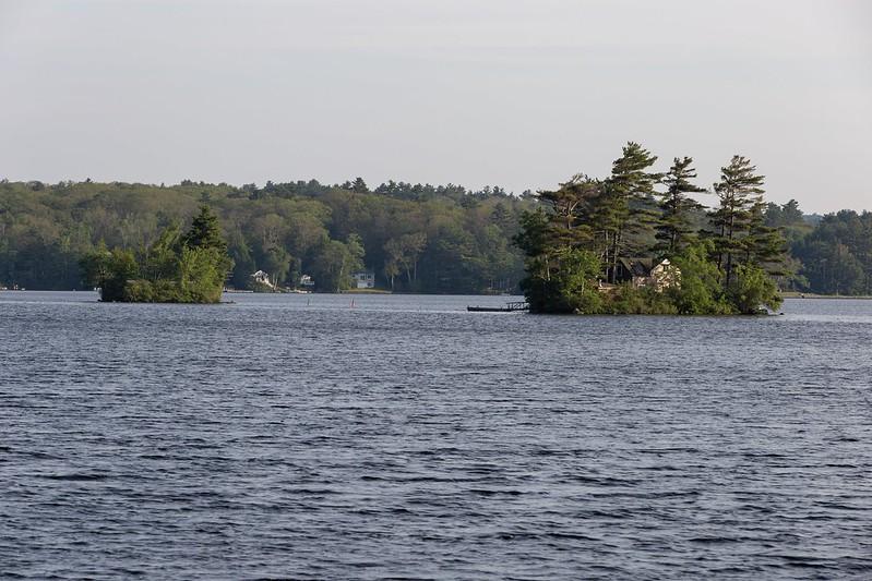 Der Megunticook See.