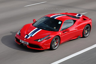 Ferrari, 458 Speciale, Hong Kong