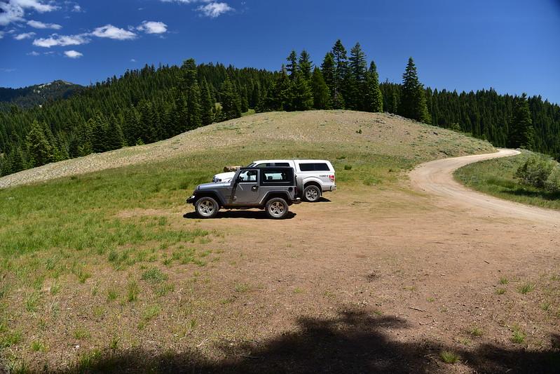Big Red Mountain Hike