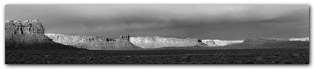 Valley of the Gods #2 BW