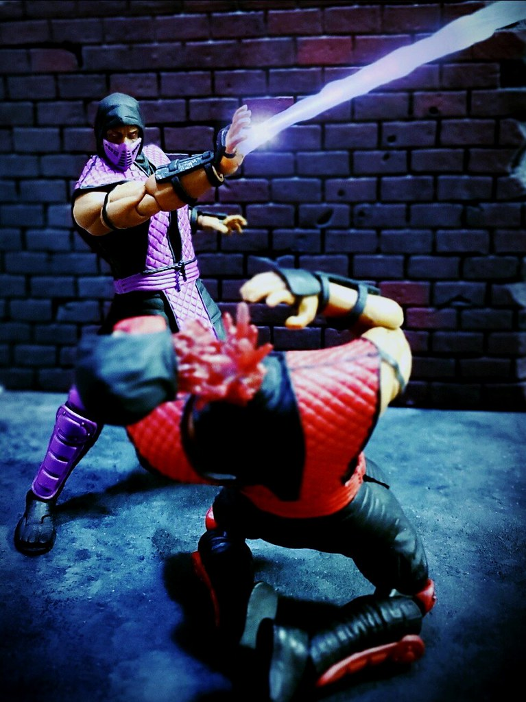The Mortal Kombat Thread - Page 15 - Toy Discussion at