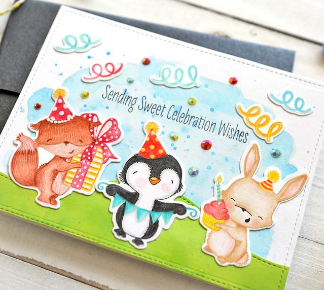 sending sweet celebration wishes cu