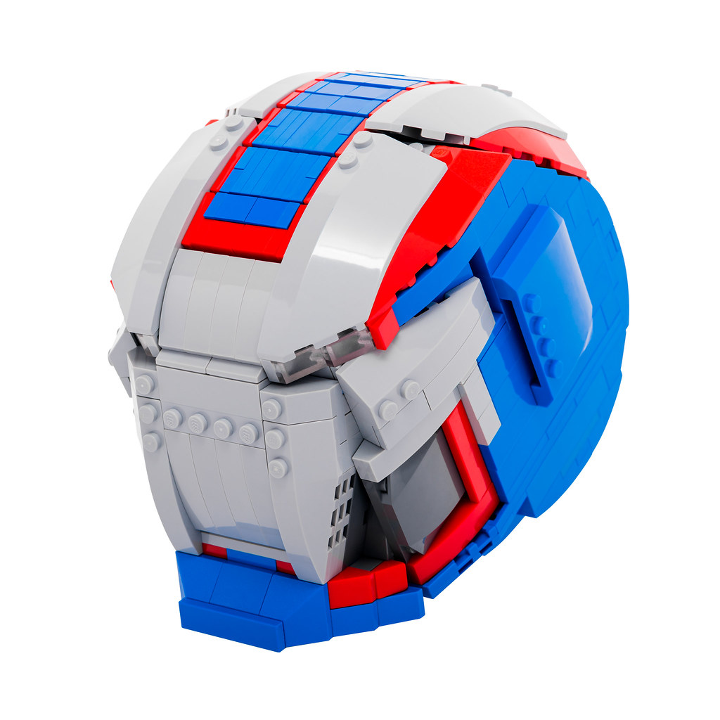 Lego Iron Patriot