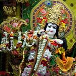 ISKCON Juhu Sringar Deity Darshan on 9th July 2019