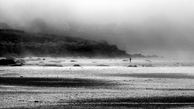 Fog in July - Portsall