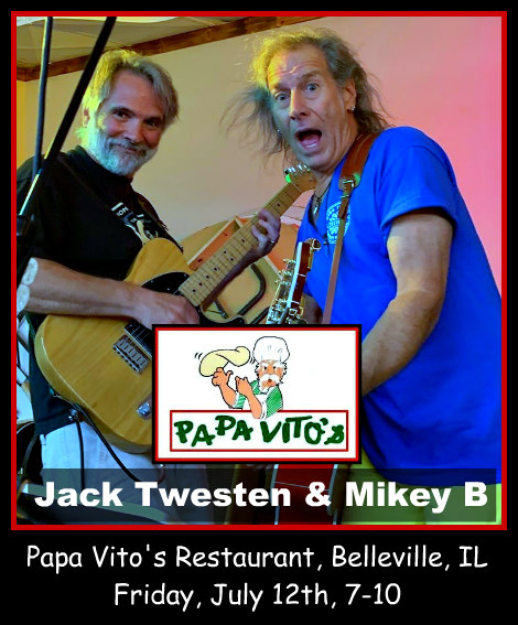 Jack Twesten & Mikey B 7-12-19