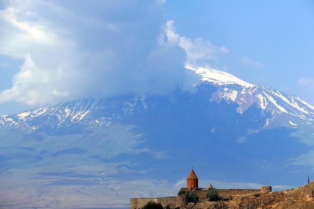 Mítico Ararat (Armenia)