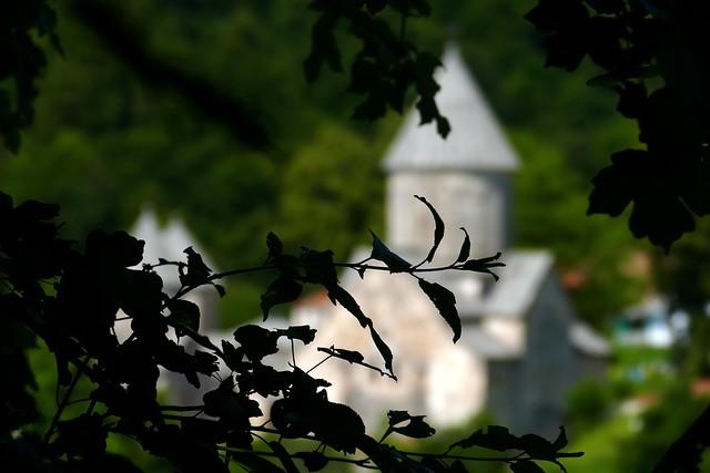 Monasterio Haghartsin.