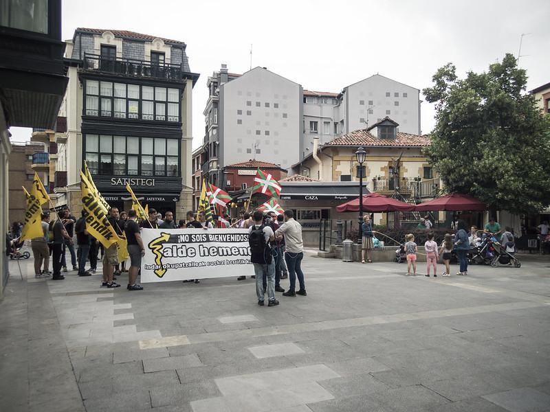 Elcano Ontzia - Manifestazioa