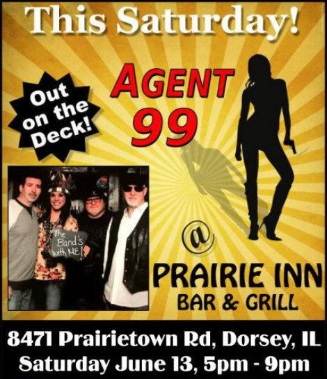 Agent 99 7-13-19