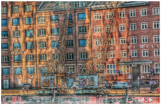Hamburg alte Elbstrasse (on Explore! ⭐)