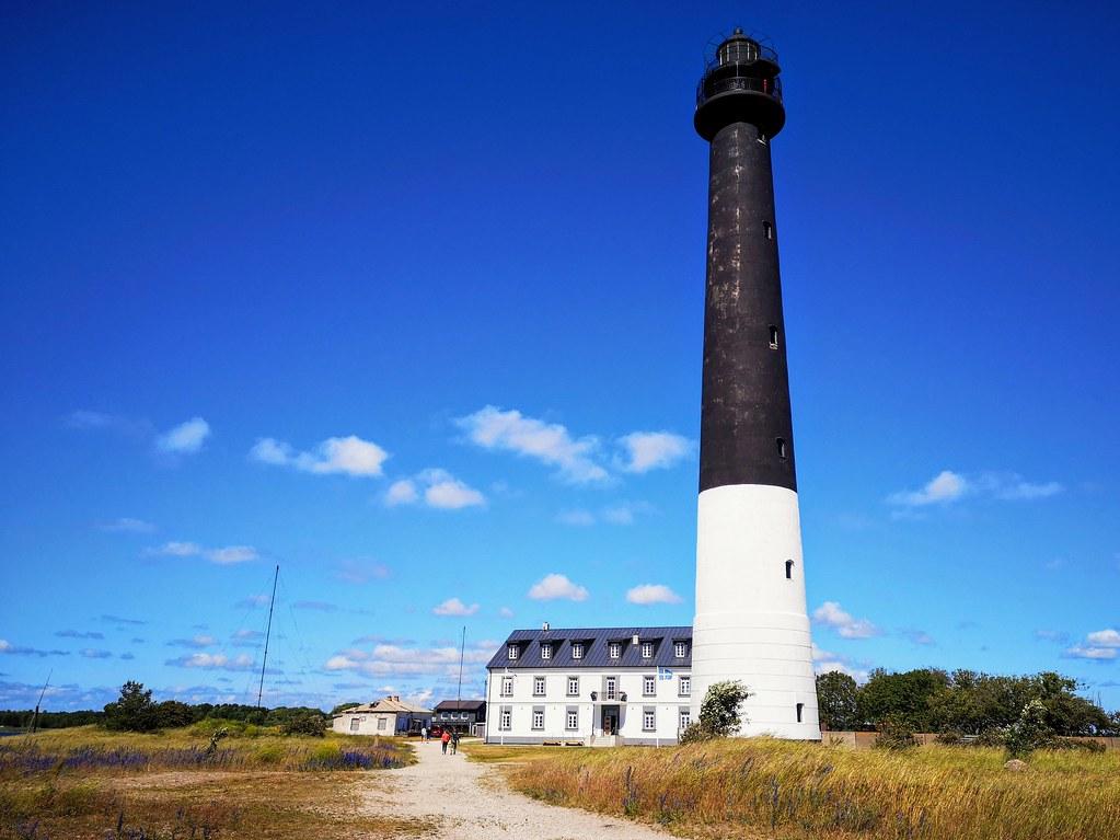 Sorve lighthouse Saaremaa