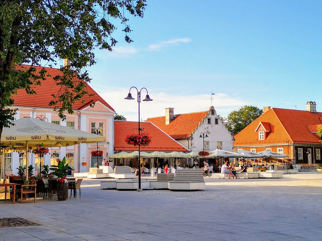 Kuressaare Saaremaa