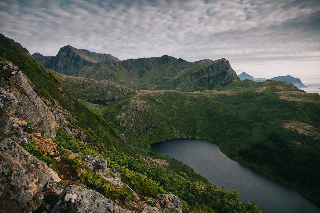 Dronningruta Vesterålen Pohjois-Norja