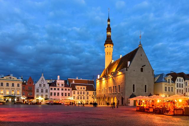 Tallinn: Raekoja plats