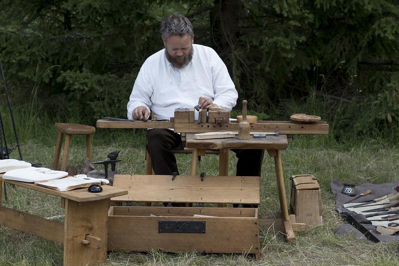 The Viking Carpenter