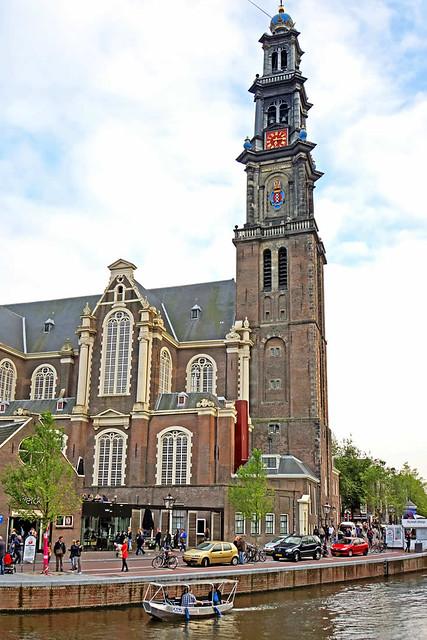 Westerkerk, Amsterdam   Your Dutch Guide