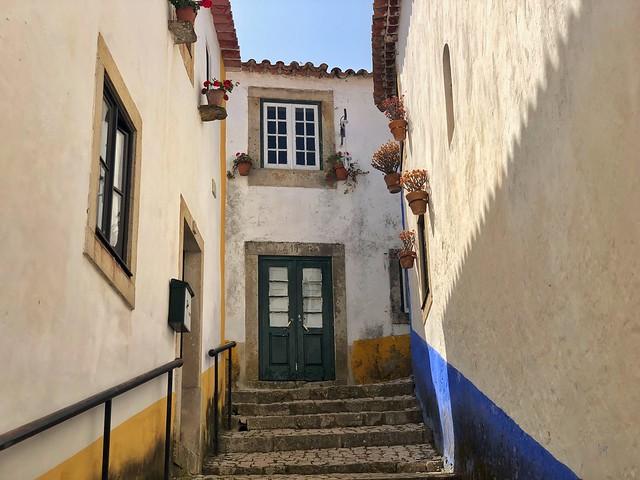Calle de Óbidos (Portugal)
