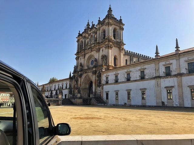Monasterio de Alcobaça en Portugal