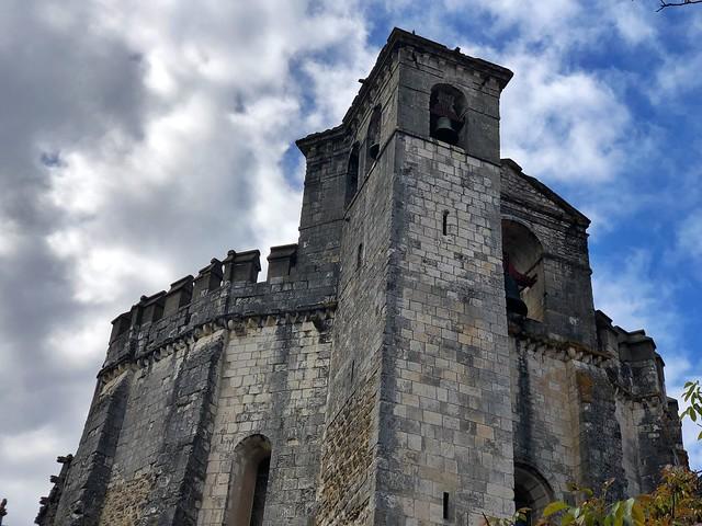 Convento del Cristo en Tomar (Portugal templario)