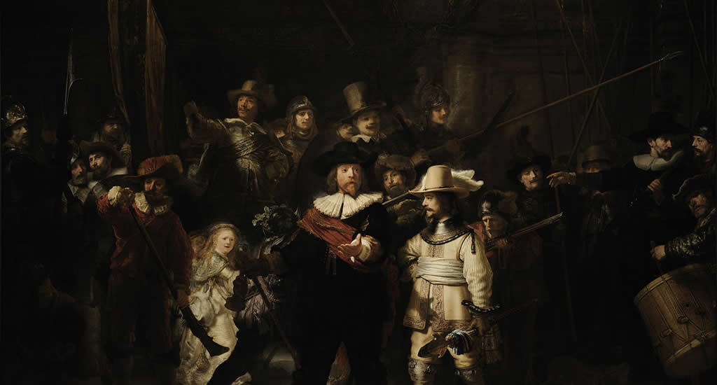 The Night Watch, Rembrandt | Your Dutch Guide