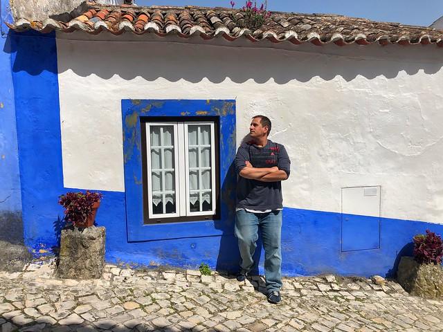 Sele en Óbidos (Portugal)