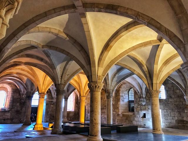 Monasterio de Alcobaça (Portugal)