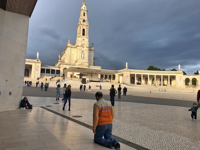 Santuario de Fátima (Portugal)