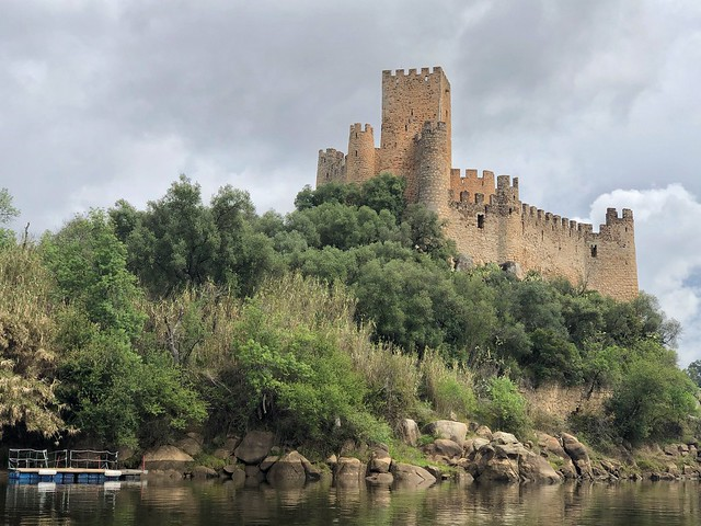 Castillo de Almourol (Portugal templaria)