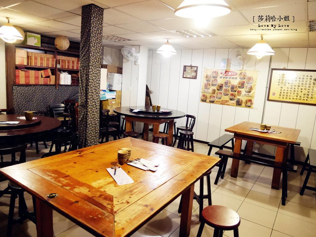 台北晉江茶堂好吃平價客家餐廳擂茶 (1)
