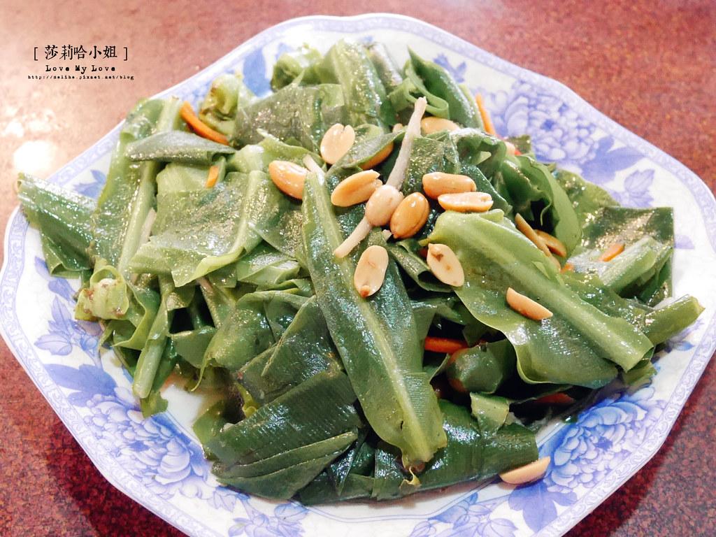 台北晉江茶堂好吃平價客家餐廳台菜熱炒 (1)