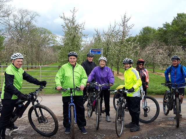 Cycling for Over 55s