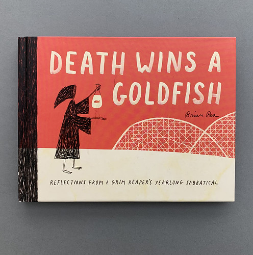 Cover of Death Wins a Goldfish
