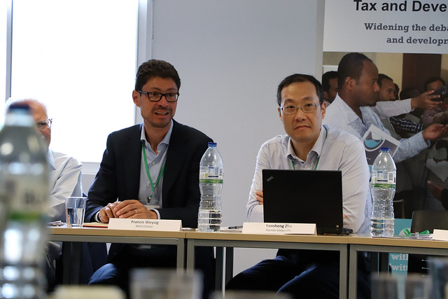 "ICTD/BMG's ""Addressing the Tax Challenges of Digitalisation of the Economy"" 2019"