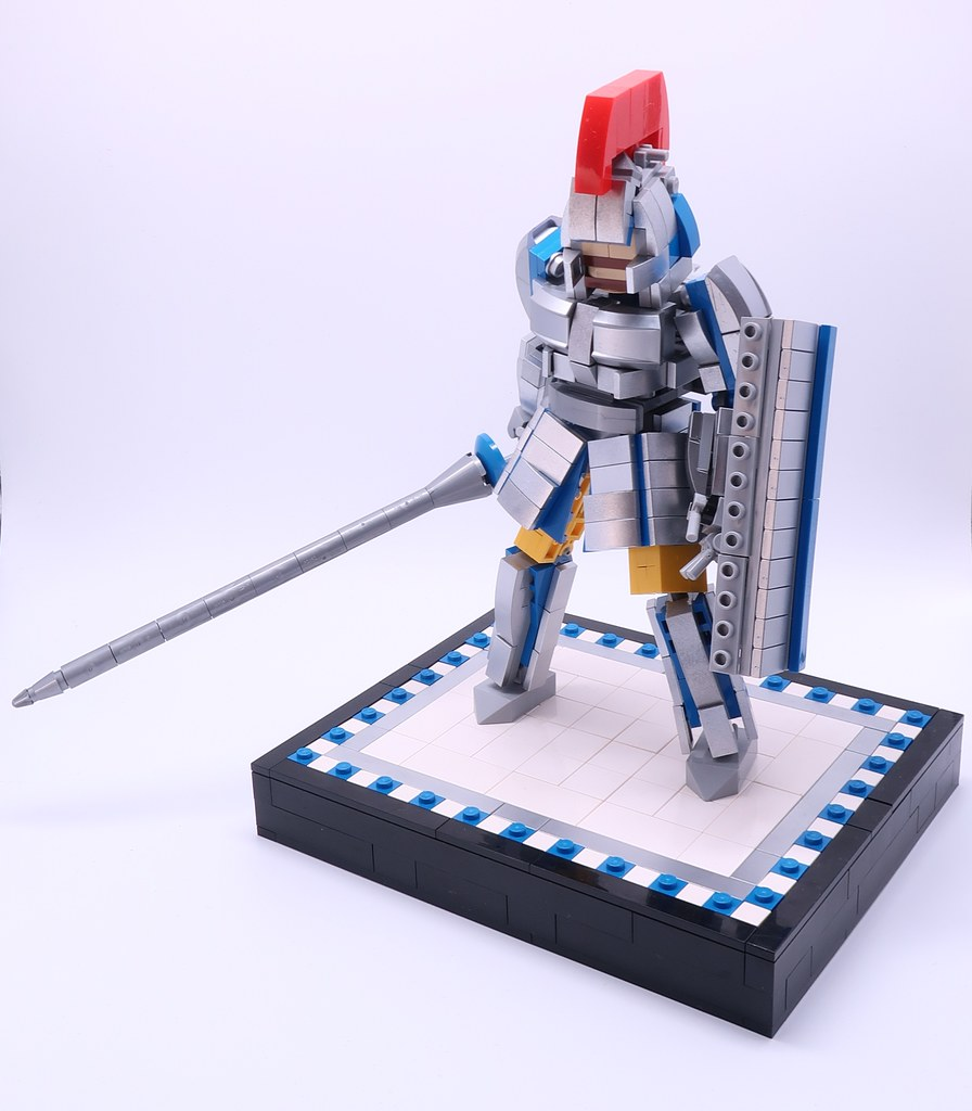 Knight 騎士 #legomoc #lego #legophotography #legocreation   #legobuilder  #knight #figure #castle