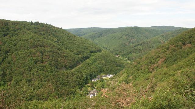 Rhine Castle Trail 8th Stage 011