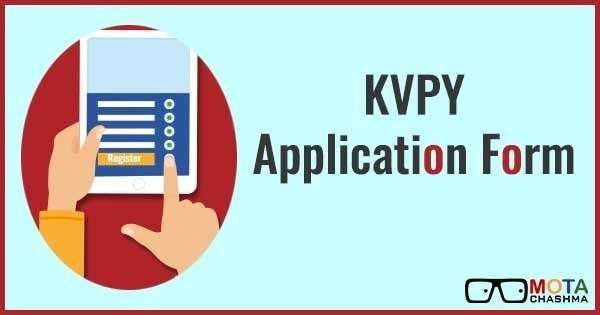 KVPY Registration Form 2019