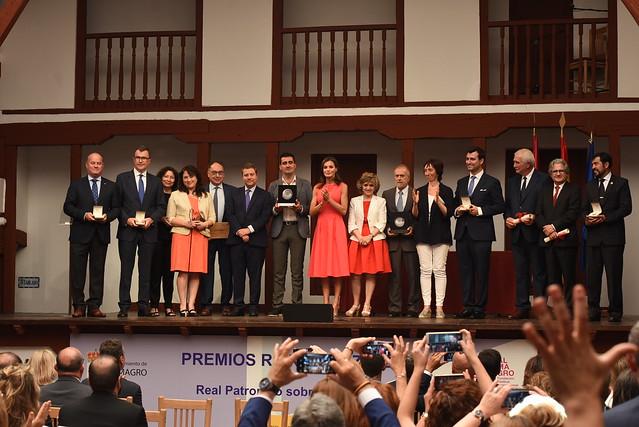 Premios 'Reina Letizia 2018'