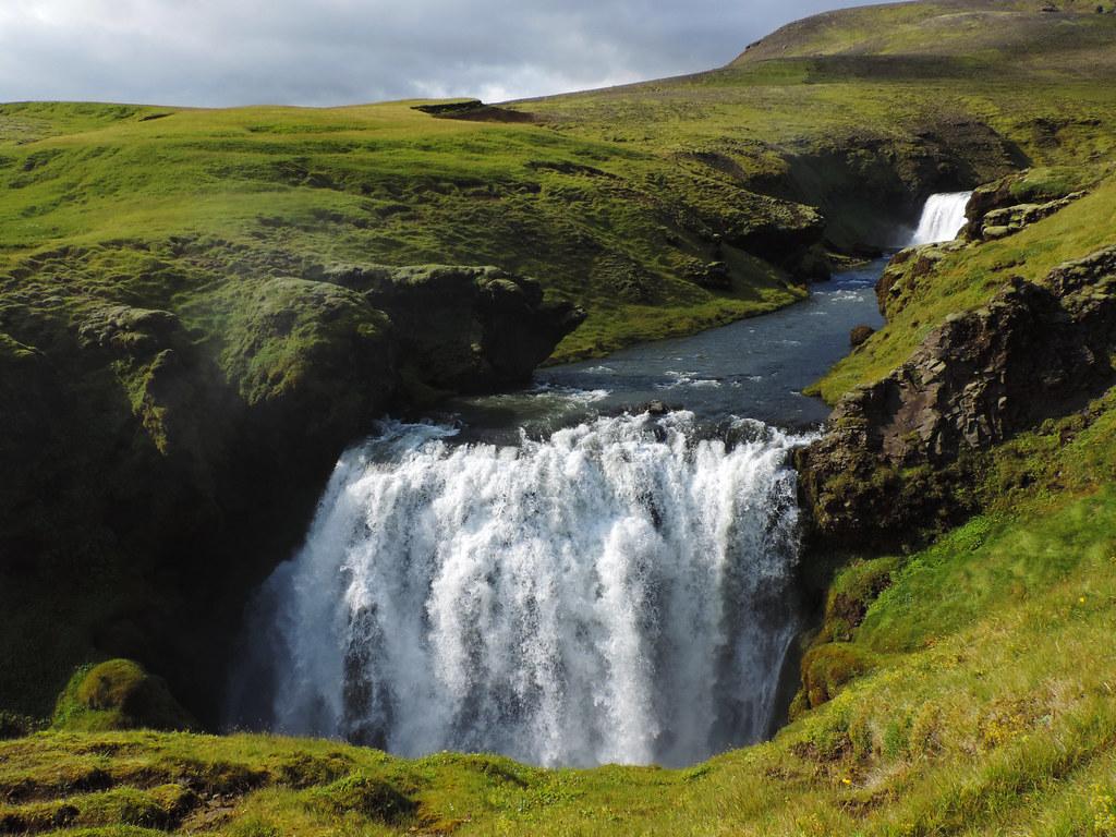 Skógar Valley, Southern Iceland