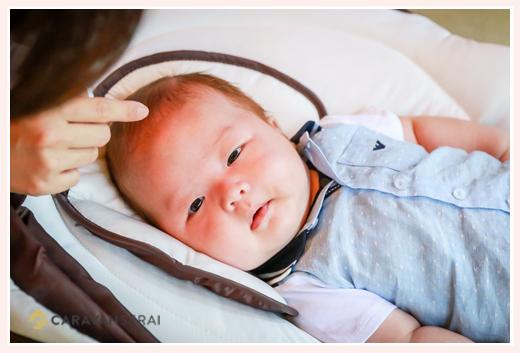100日祝い 赤ちゃん
