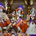 ISKCON Bangalore Deity Darshan 09 July 2019