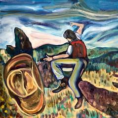 The Fall/El sombrero de dos picos by The Big Jiggety
