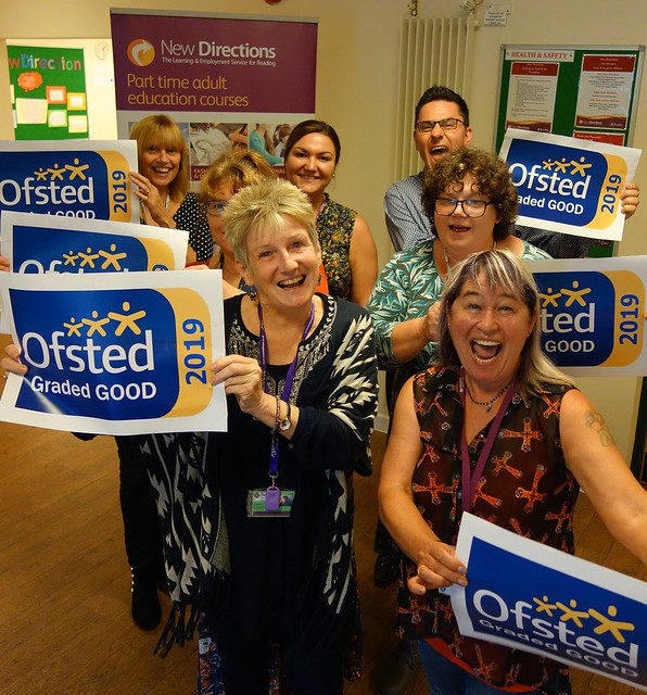 New Directions Ofsted