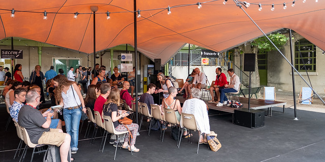 Rencontre-débat organisée par le magazine La Scène : festival OFF d'Avignon, dans la peau d'un programmateur