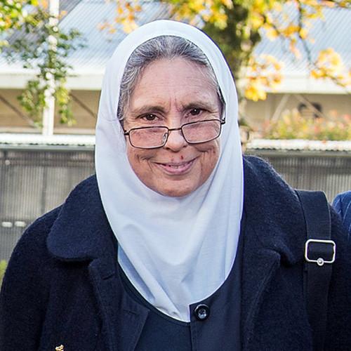 Photo of Mother Sarah