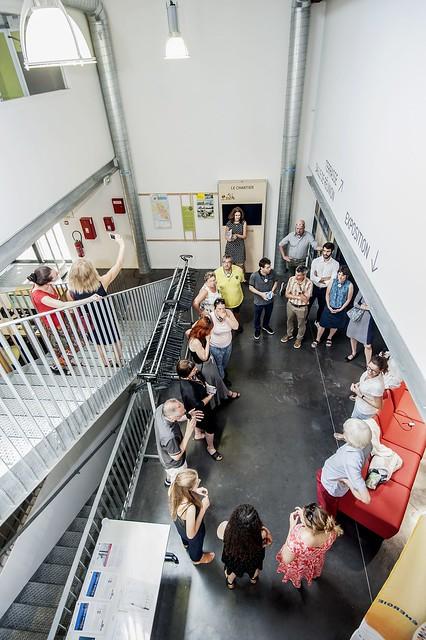 Rénovation énergétique des bâtiments et ensembles d'immeubles – Voyage d'étude, 24-25 juin 2019 - Lille