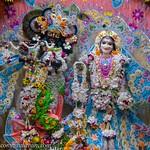 ISKCON Vrindavan Deity Darshan 09 July 2019