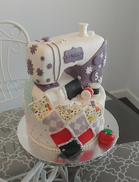 Cake from Confections by Cassie